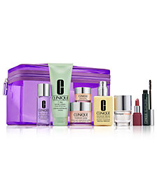 Clinique Best Of Clinique Set - Only $49.50 with any $29.50 Clinique purchase (A $210 Value)!