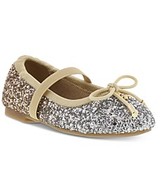 Toddler Girls Felicia Gradient Sequin Flats