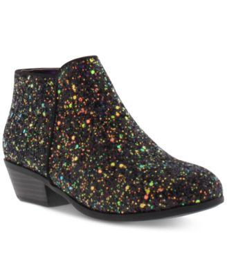6128b45c81c18 Sam Edelman Little   Big Girls Petty Cosmos Booties   Reviews - Kids  Shoes  - Kids - Macy s
