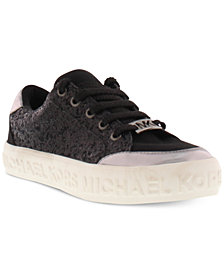 Michael Kors Little & Big Girls Lemon Luck Sneakers
