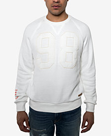 Sean John Men's 98 Embossed Sweatshirt