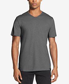DKNY Men's Mercerized V-Neck T-Shirt, Created for Macy's