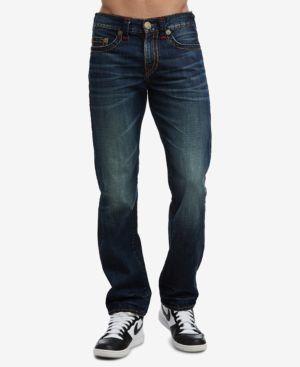 True Religion Men's Dark Monorail Jeans 6767836