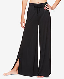 Gaiam X Jessica Biel Wide-Leg Slit Pants