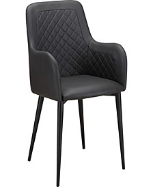 Cantata Dining Chair Black-Set Of Two