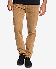 Quiksilver Men's Kracker Cord Pants