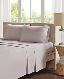 Madison Park Peached Percale 4-PC Full Cotton Sheet Set