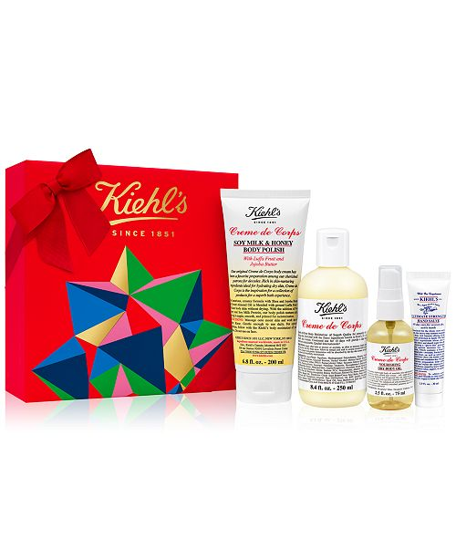 917ef8954954 Kiehl's Since 1851 4-Pc. Head-To-Toe Hydrators Set & Reviews - Gifts ...