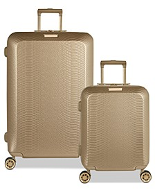 CLOSEOUT! Harrlee Hardside Luggage Collection
