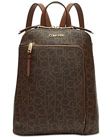 Calvin Klein Hudson Signature Backpack