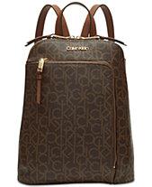 e32492d4633 Calvin Klein Hudson Signature Backpack