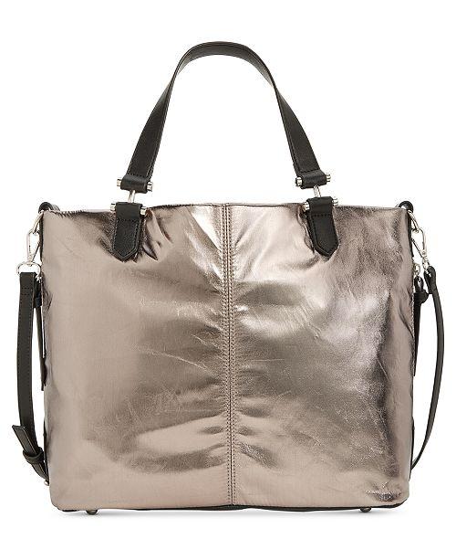I N C  Elliah Nylon Satchel, Created for Macy's