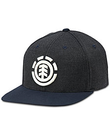 Element Men's Hat, Knutsen Snapback Cap