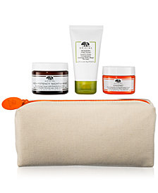 Origins 4-Pc. AM & PM Essentials Set