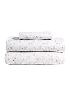 DKNY Kids Yay Yay Yay Twin Sheet Set