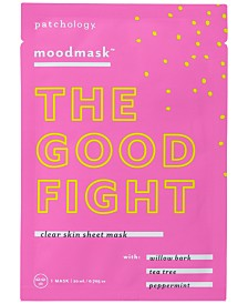 Patchology Moodmask ''The Good Fight'' Clear Skin Sheet Mask