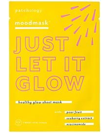 Moodmask ''Just Let It Glow'' Healthy Glow Sheet Mask