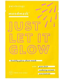 Patchology Moodmask ''Just Let It Glow'' Healthy Glow Sheet Mask