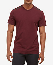Kenneth Cole Taped Crewneck T-Shirt