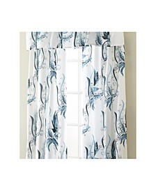 Seascape Tailored Valance