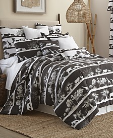 African Safari Duvet Cover Set-King
