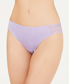 Maidenform Comfort Devotion Lace Back Tanga 40159