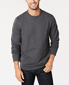 Club Room Men's Fleece Sweatshirt, Created for Macy's