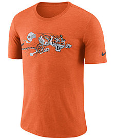 Nike Men's Cincinnati Bengals Historic Crackle T-Shirt