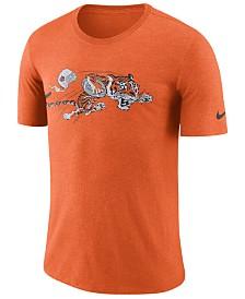 Nike Men's Cincinnati Bengals Historic Crackle T-Shirt