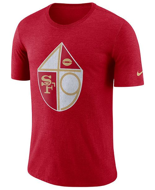 Nike. Men s San Francisco 49ers Historic Crackle T-Shirt. Be the first to  Write a Review. main image  main image ... 63865eb5c