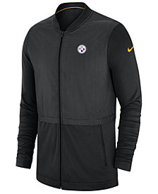 Nike Men's Pittsburgh Steelers Elite Hybrid Jacket