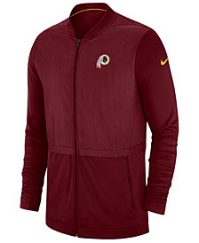 Nike Men's Washington Redskins Elite Hybrid Jacket