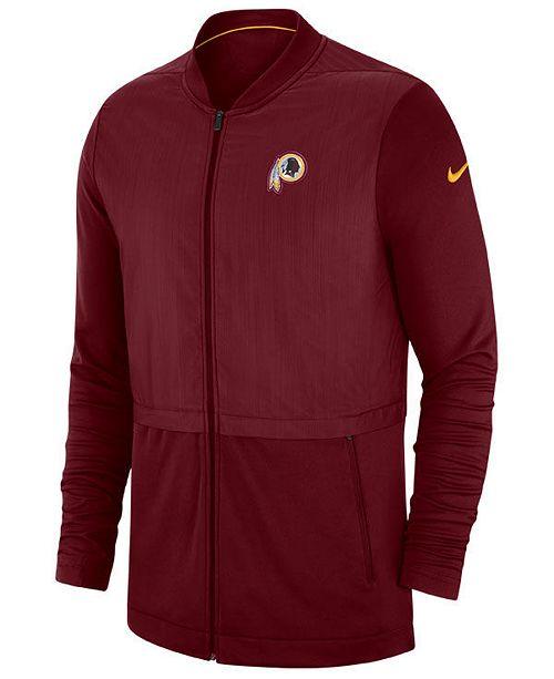 7bfeca9ed88 Nike Men's Washington Redskins Elite Hybrid Jacket & Reviews ...