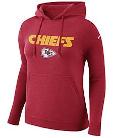Women's Kansas City Chiefs Club Pullover Hoodie