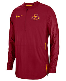 Nike Men's Iowa State Cyclones Lockdown Jacket