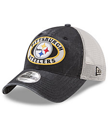 New Era Pittsburgh Steelers Patched Pride 9TWENTY Cap