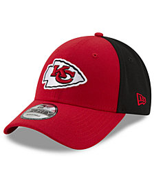 New Era Kansas City Chiefs Team Blocked 9FORTY Cap