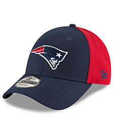 New Era New England Patriots Team Blocked 9FORTY Cap