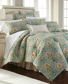 Sherry Kline Splendor Ocean 3-piece Queen Comforter Set