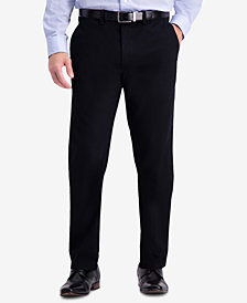 Kenneth Cole Reaction Men's Luxury Comfort Slim-Fit Dress Pants