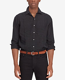 Polo Ralph Lauren Men's Classic Fit Tuxedo Shirt
