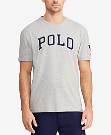 Polo Ralph Lauren Men's Logo Graphic Cotton T-Shirt