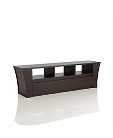 "Isaac 70.8"" Flared TV Stand"