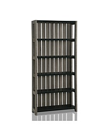 Iman 5-Shelf Display Case