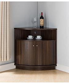 Dom Modern Corner Storage Buffet