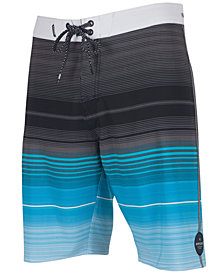 "Rip Curl Men's Mirage Disclosure Stripe 21"" Board Shorts"