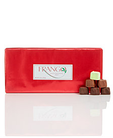 Frango Chocolates, 45-Pc. Holiday Wrapped Mint Trio Box of Chocolates