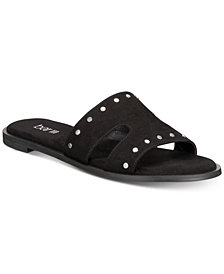Bar III Priscilla Slide-On Sandals, Created for Macy's