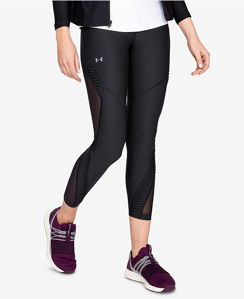 a154fdc782ac0 Under Armour UA Vanish Pleated Ankle Leggings & Reviews - Pants ...
