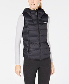 Columbia Explorer Falls Hooded Puffer Vest